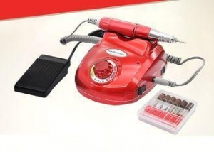 China Strong Power Professional Electric Nail File Machine Low Noise Easily Operated on sale