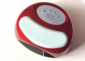China 24W UV Lamp Professional Nail Dryer With Timer / Gel Manicure LED Light on sale