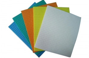 China Cellulose Sponge Series Cellulose Sponge Rags on sale