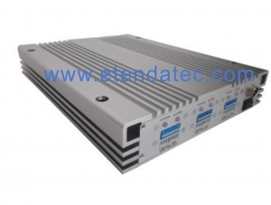 China Indoor Repeater 24dBm Triple Band Signal Repeater on sale
