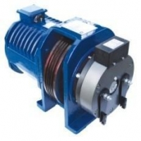 Elevator Components MONA200 Series For Home LiftGearless Traction Machine