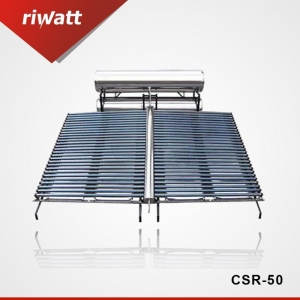 China Closed loop solar water heater 500L Solar Hot Water Heater on sale