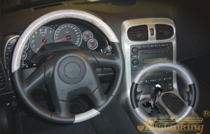 China SPECIALIZED STEERING WHEEL COVER AUDI on sale