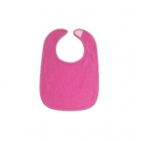 Apparel Waterproof Baby Bibs With Velcro Snaps-ADFD8162