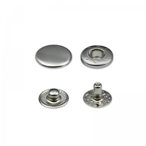 China Snap Fasteners High Quality S-Spring Buttons on sale