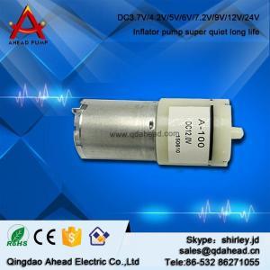 China High Pressure Air Pump A100 12v DC Battery Powered Balloon Air Pump on sale