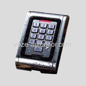 China Automatic door card reader Waterproof digital card reader on sale