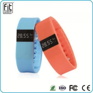 China Bluetooth Smart Wristband for iPhone Samsung Xiaomi Huaiwei Technology Smart Bracelet on sale