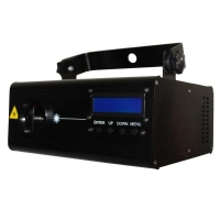 RGB Laser Show Systems 500mW RGB Cartoon Laser Light with 4GB Memory SD Card