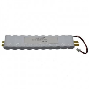 China NiCD 2200mAh 12V rechargeable battery pack on sale