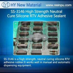 China Silicone solutions 1-Part HeatCure Conformal Coating&Encapsulation Silicone on sale