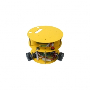 China 3WD 48mm Omni Wheel Mobile Robot Kit 10019 $0.00 Quantity on sale