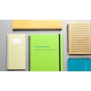 China Custom Spiral Bound Notebook on sale
