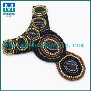 China Ladies fashion fabric shoe upper hot in Mexico on sale