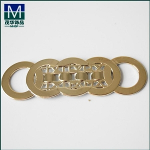 China Cheap wholesale accessories plastic shoe buckle on sale