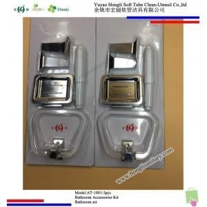 China Bathroom Accessories Kit 3 pieces bathroom set on sale