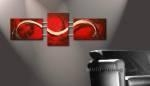 China Abstract People Modern Abstract Three Panel 0001-[MA-TP-3299] on sale