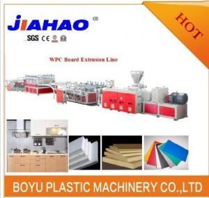 China PVC Cellular Foam Board Machine Admin Edit on sale