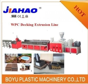 China WPC Profile Extrusion Line Admin Edit on sale