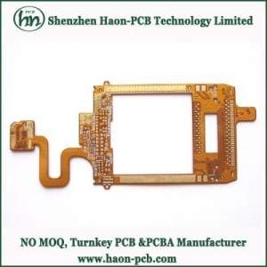 China Flexible PCB 94v0 polymide lcd display FPC connector on sale