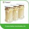 Canned Vegetables Canned Peeled White Asparagus 212ml/11cm