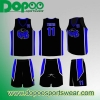 China custom sublimation basketball jerseys as your artwork DPBKJ016 for sale