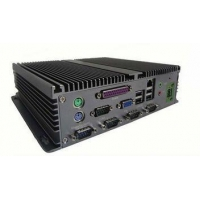 China Embedded Systems Fanless Embedded Computer/ Box PC (BPC-D5205FL) on sale