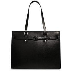 China Laptop Bags Ladies Leather Laptop Tote on sale