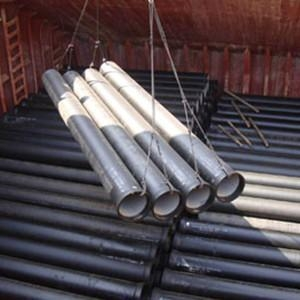 China Iron Pipe ISO 2531 Ductile Iron Pipe, DN450, T Joint on sale