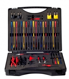 China Automotive Diagnostic Cable Test lead kit-great kit help smart techs work smarter on sale