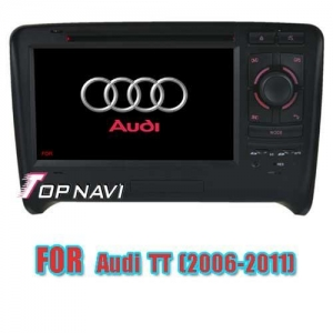 China Car DVD Player For Audi TT(2006-2011) With GPS TN-8795 WinCE OEM car DVD GPS on sale