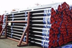 China Steel Pipe API 5L/API SPEC 5CT Iron & Steel Products on sale