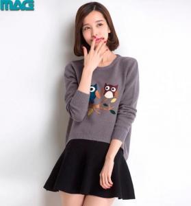 China Women women cashmere sweater on sale