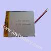 China Polymer Li-ion Battery 585460 3.7V 2000mAh li-polymer battery for sale
