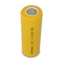 China Ni-Cd Rechargeable A cell in different height & capacity on sale
