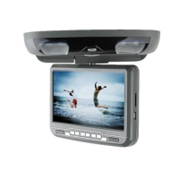 China car roof mount dvd player Support 32 Bit games 9 digital dvd roof mount on sale