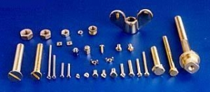China Brass Fasteners on sale