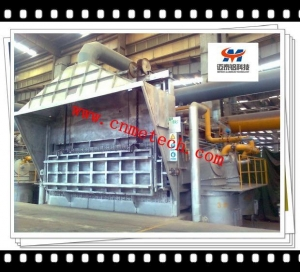 China Aluminium Recovery System on sale
