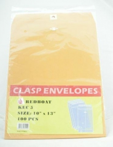 China Paper Products KEC5 KRAFT ENVELOPE on sale