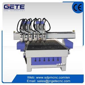China Wood CNC Router GA6-1325 Wood Engraving Cutting Machine on sale