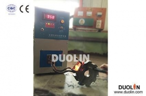 China High frequency induction heating equipment, Induction hardening, Induction brazing in China on sale