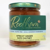 Chutney Apricot Ginger Date0