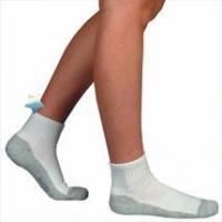 Diabetic Shop Juzo Silver Sole Low Cut Support Socks, 5760 AB