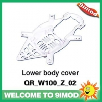 Spare Parts Walkera QR W100-Z-02 Lower body cover for QR W100/QR W100S