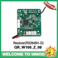 Spare Parts Walkera QR W100-Z-08 Receiver(RX2646H-D) for QR W100