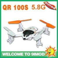 FPV system Walkera QR W100S RC FPV BNF with Camera 5.8G Figure Transmission