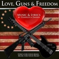 Americana Love, Guns and Freedom CD