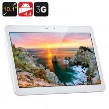 China Tablets 10.1 Inch 3G Tablet PC (White) on sale