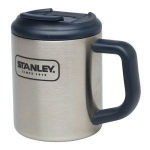 China Cooking Stanley 12 Oz Navy Adventure Stainless Steel Double Wall Camp Mug on sale