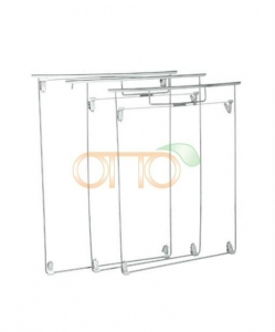 China Hospital Furniture Stainless steel X-Ray film Hanger on sale